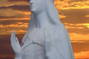 Jacarei 27 Août 2017 - Message de Notre Dame à Marcos Tadeu dans les Apparitions de Jacarei