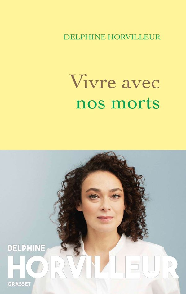 Livre : 'Vivre avec nos morts' de Delphine Horvilleur