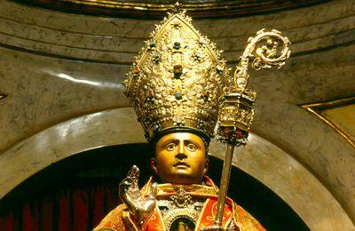 Quels Saints fêtons nous le 25 Septembre