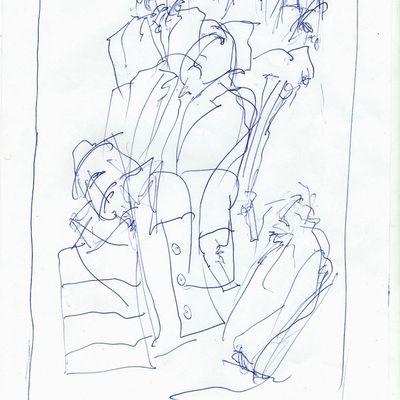 """My """" Old school """" drawings"""