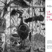 "Expo Dessin Contemporain: Agathe MAY ""La théorie de l'inadaptation"" - ACTUART by Eric SIMON"
