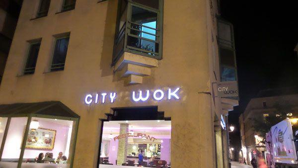 Metz : City Wok