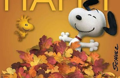Happy November - Snoopy - Picture - Free