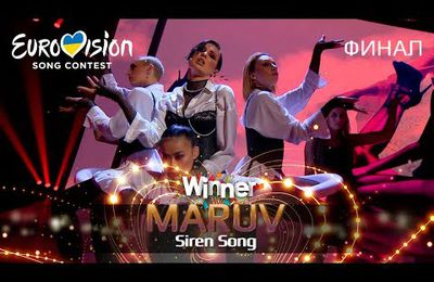 MARUV – Siren Song (Bang!) – Eurovision 2019 | National Selection Ukraine