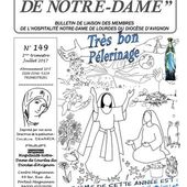 Courrier de ND n°149