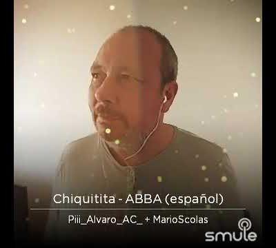 Chiquitita - en español - Abba - cover