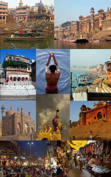 Mark Twain declared that the Indian city of Varanasi was 'older than history, older than tradition, older even than legend'. He was, of course, wrong.