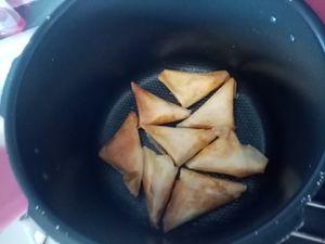 Samoussas bolognaise fromage ciboulette