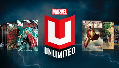 9 bonnes raisons de s'abonner à Marvel Unlimited