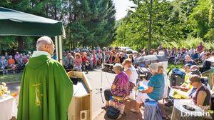 Pèlerinage Notre-Dame des Neiges à Neufchef