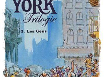 New York Trilogie. Tome 3: Les Gens - Will Eisner