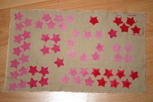 pochoirs étoiles