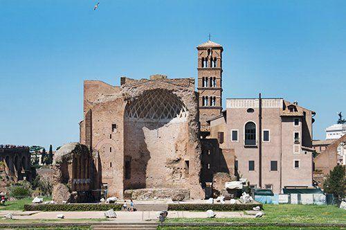 Hors des sentiers battus 4 :Rome et la Domus Aurea de l'empereur Néron par Jean Lhéritier