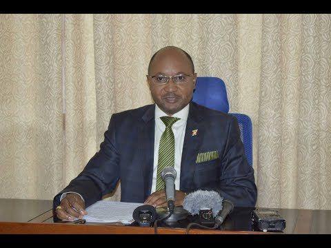 Journée internationale contre l'abus et le trafic de drogues (déclaration du Ministre Alain Guillaume BUNYONI)