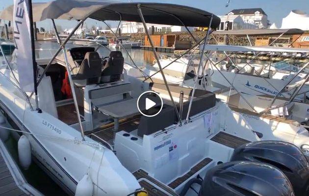 Jeanneau Atlantica (85) expose 6 bateaux sur Hissez'O Les Sables, dont un.... Cap Camarat 9.0 WA 2x250 cv Yamaha !!