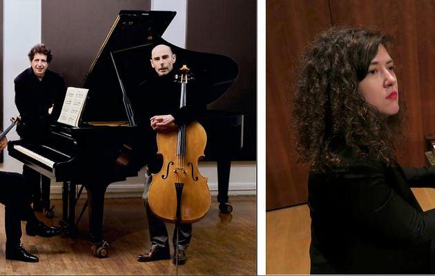 Pianos romantiques. Beethoven en concerts. Entre Modernes et Anciens.
