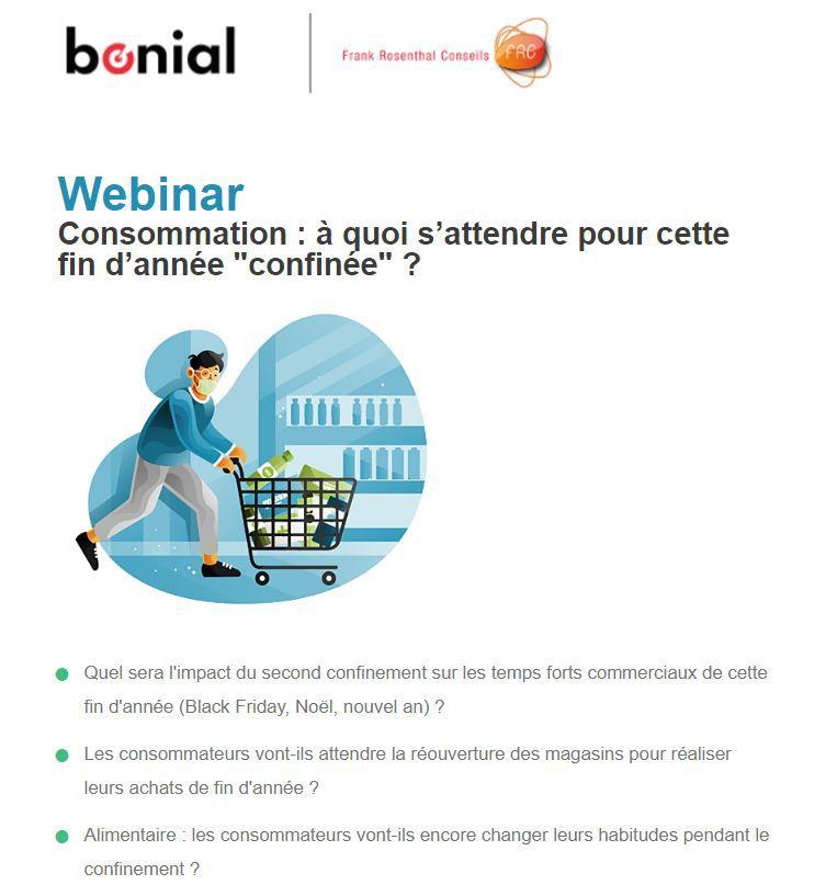 Webinar avec Bonial : consommation : à quoi s'attendre pour la fin d'année