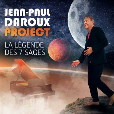 """Album """"La légende des 7 sages"""" Jean-Paul Daroux project"""