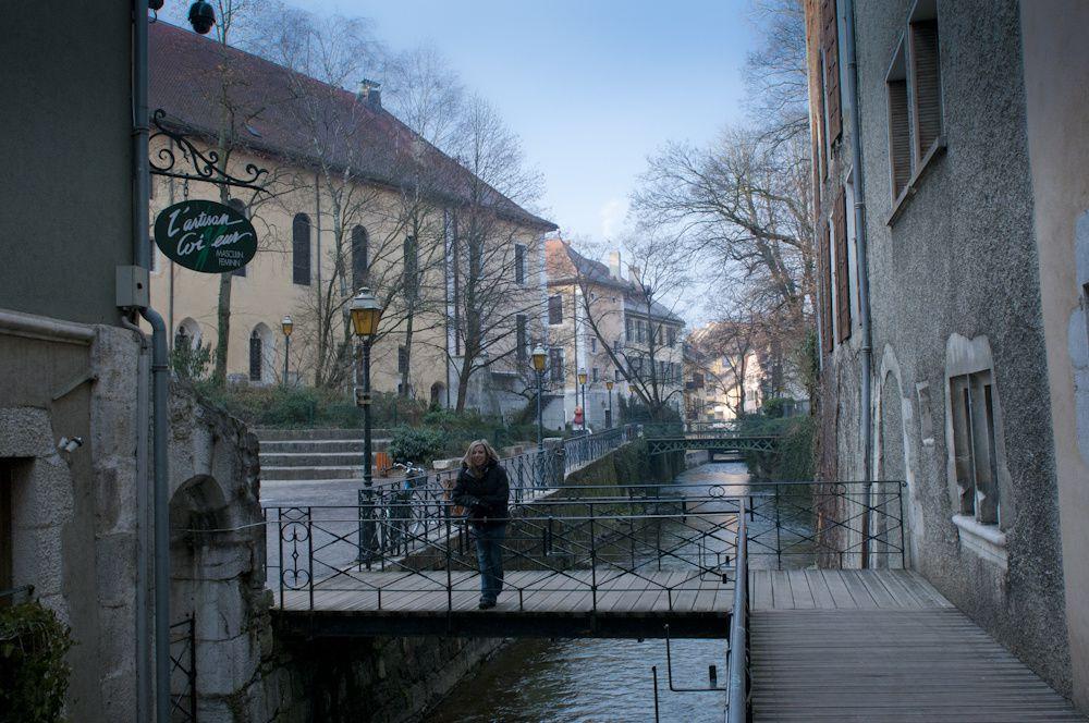 la petite venise : ses canaux, sa vieille ville, son lac