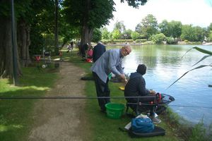 Concours école de pêche