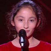The Voice Kids 2020 - Gersande chante un chant traditionnel Chinois - The Voice Kids | TF1