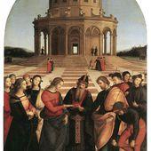 Raphaël - Mariage de la Vierge - LANKAART