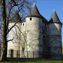 Château des tourelles, Vernon ( Eure 27 ) AA