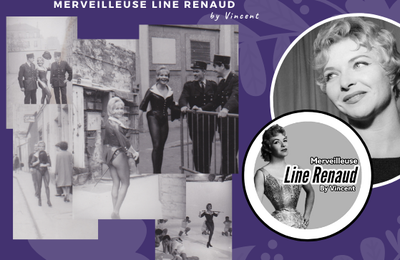 "PHOTOS: Shooting photo ""Show Line Renaud"" pour Radio Magazine 1963 (9 Photos)"