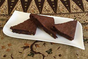 Brownies de Christophe Michalak