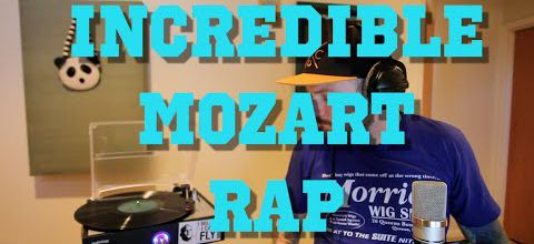 Mozart en speed rap