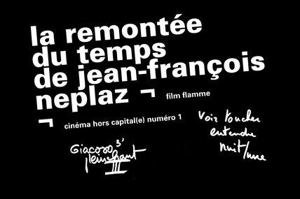 La remontée du temps de Jean-François Neplaz