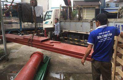 Đánh giá cầu nâng 1 trụ rửa ô tô