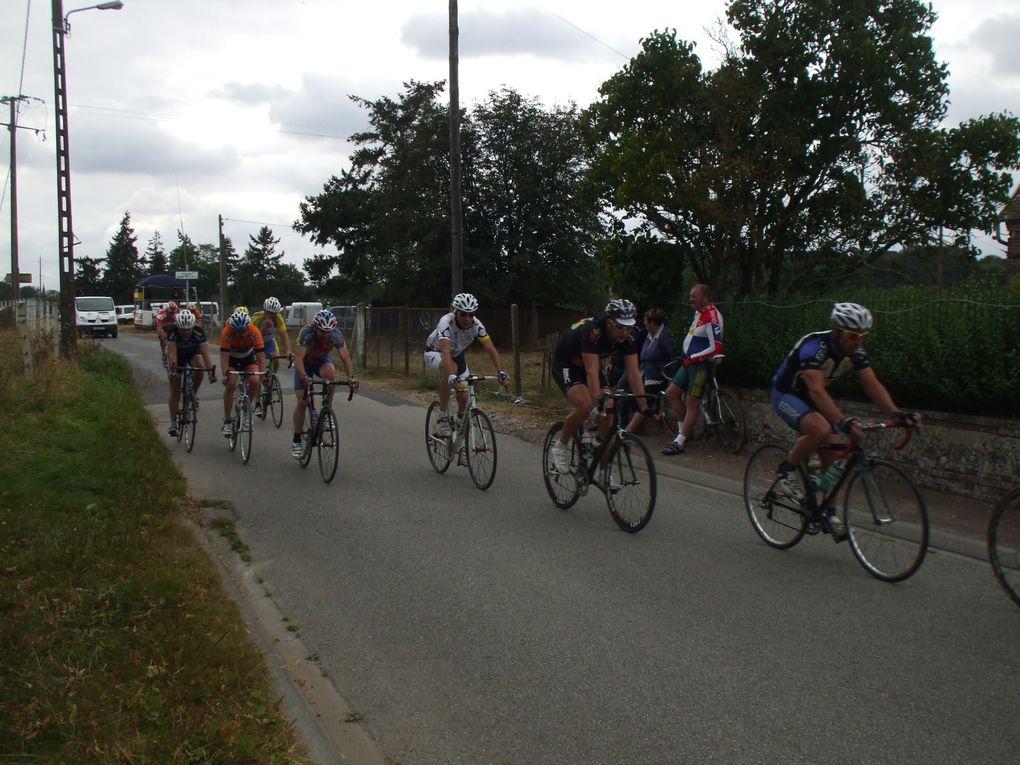 ufolep Nagel seez mesnil et école de cyclisme à godeneval
