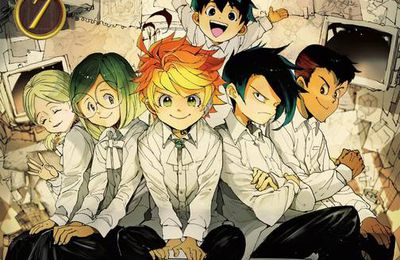 The promised neverland, 7