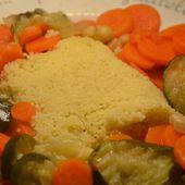 Couscous épices douces weight watchers cookeo |