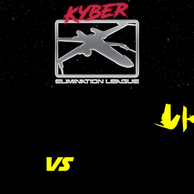 Kyber Elimination League, season 6, round 5: KennyT (Scum and Villainy) vs Nébal (First Order) (battle report in English)