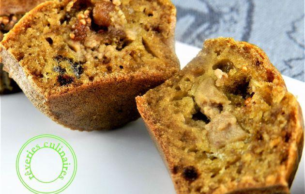 Muffins Foie-gras figues