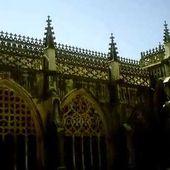 Goldwing Unsersbande Batalha le monastère la cours intérieure 1