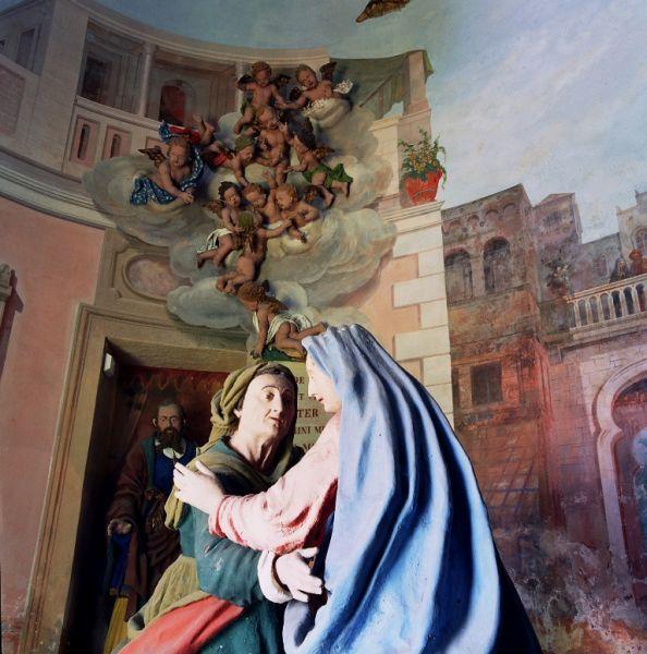 DOMENICA 8 NOVEMBRE 2015 - IL SANTUARIO DI OROPA E IL CULTO DELLA MADONNA NERA