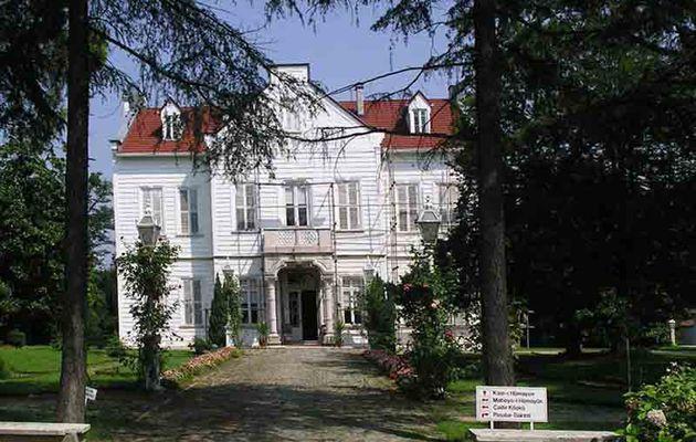 Les pavillons de Maslak, peu connus à Istanbul
