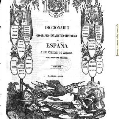 Cueva Cardiel en el diccionario Madoz