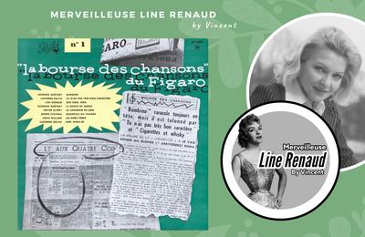 33 Tours : 1956 Pathé - 25 cm - 33 AT 1107  - La Bourse Des Chansons N°1