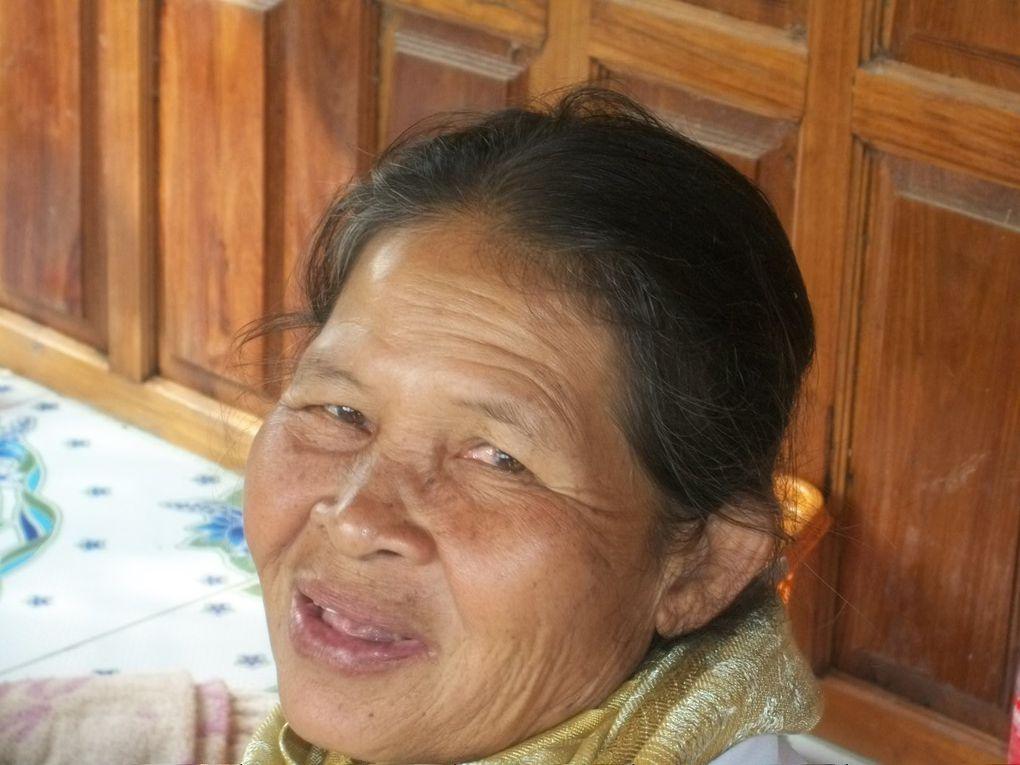 Thaïlande : Week end au village suite....