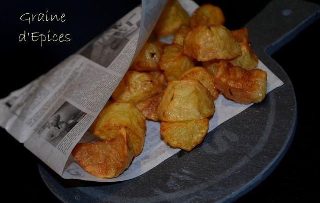 Frites de Topinambour