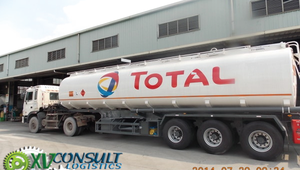 1/ Fuel Semi Trailers China - 45000 L - (15 Units) Manufacturing - Quality Control - Shipment 15X45000L + 5X36000 L - Part 5/5 - زيت الوقود شبه المقطورة في الص