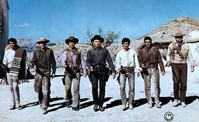 Le retour des sept mercenaires  ( Return of the magnificent seven )