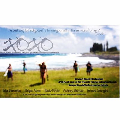 xoxo the premiere!