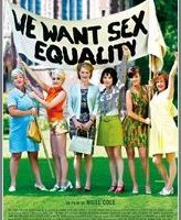 We want sex equality - Nigel Cole