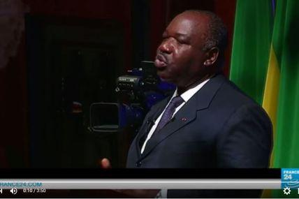 #GabonHéritage / Ali Bongo, Robin en bois des BMA