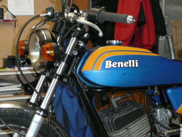 Album - Benelli-125